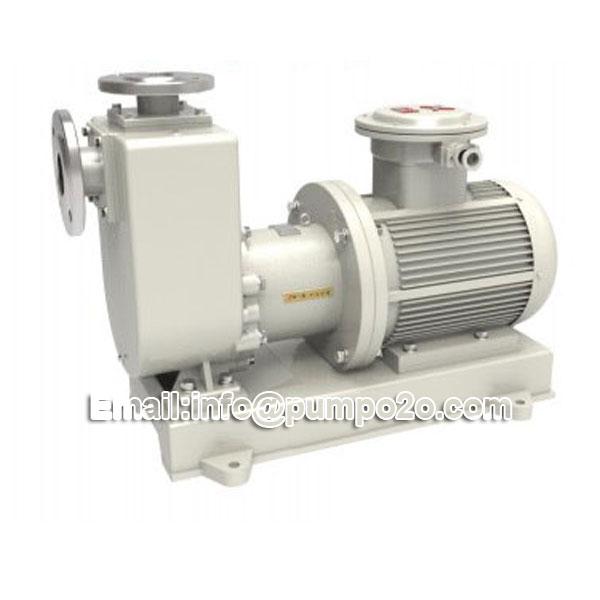 YMZ no leakage self-priming magnetic pump