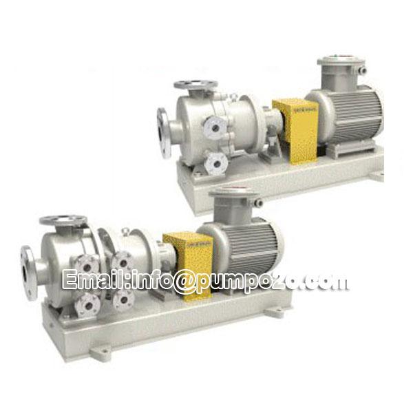 YIMB(G) no leakage heating magnetic pump