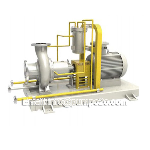 YMA/E No Leakage Petrochemical Magnetic Pump