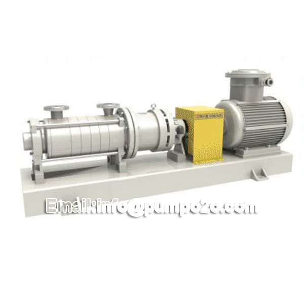 YMD No Leakage Petrochemical Multistage Magnetic Pump