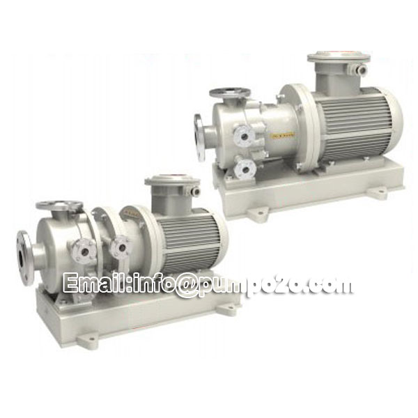 YMG(B) No Leakage High-temperature(heating) Magnetic Pump