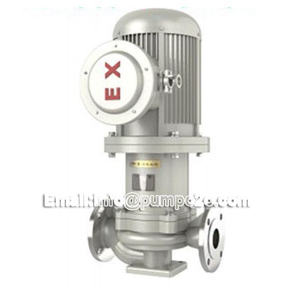 YML No Leakage Pipeline Magnetic Pump