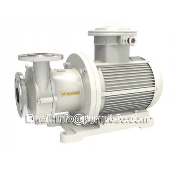 YMQ No Leakage Magnetic Pump